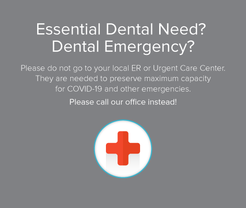 Essential Dental Need & Dental Emergency - Liberty Modern Dentistry